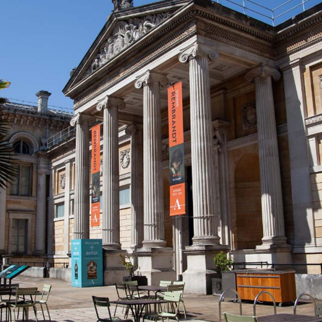 Ashmolean Museum | Lesley Morris Associates