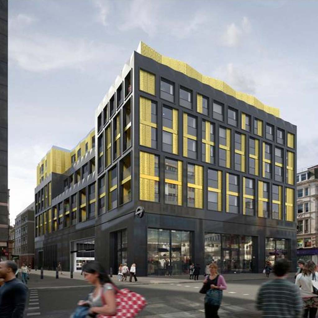 Crossrail London | Lesley Morris Associates