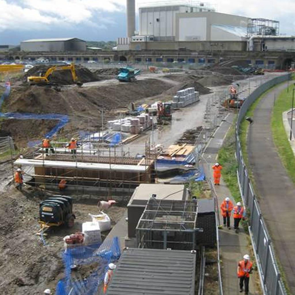 East London Line Project Phase 2 | Lesley Morris Associates