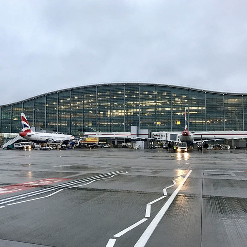 Heathrow Terminal 5 | Lesley Morris Associates