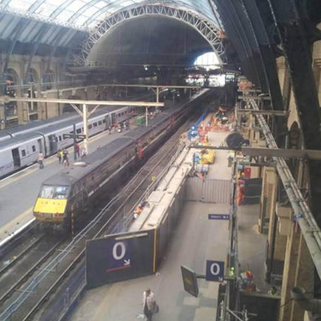 Kings Cross Station London | Lesley Morris Associates