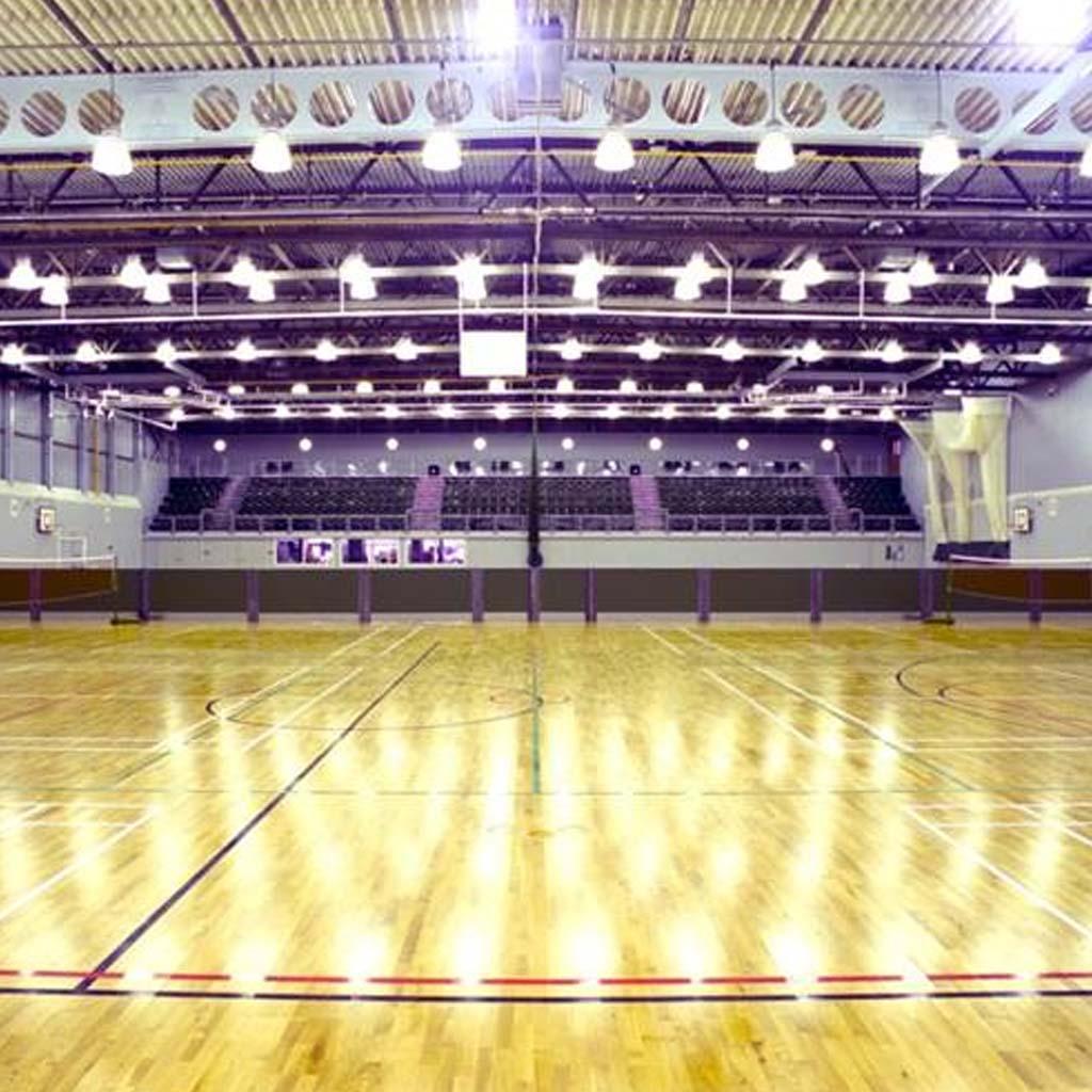 Stoke Mandeville Sports Hall Abingdon   Lesley Morris Associates