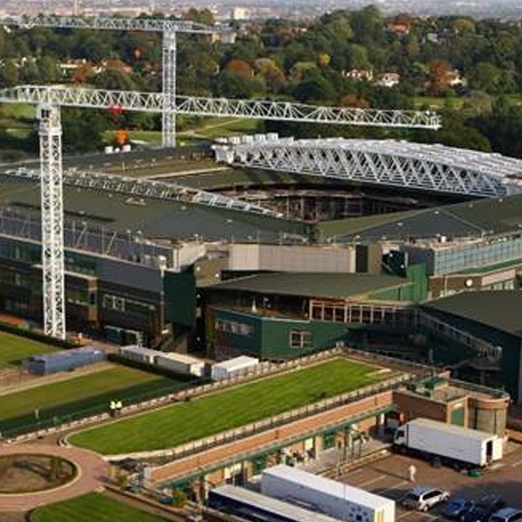 Wimbledon All England Tennis Club London | Lesley Morris Associates