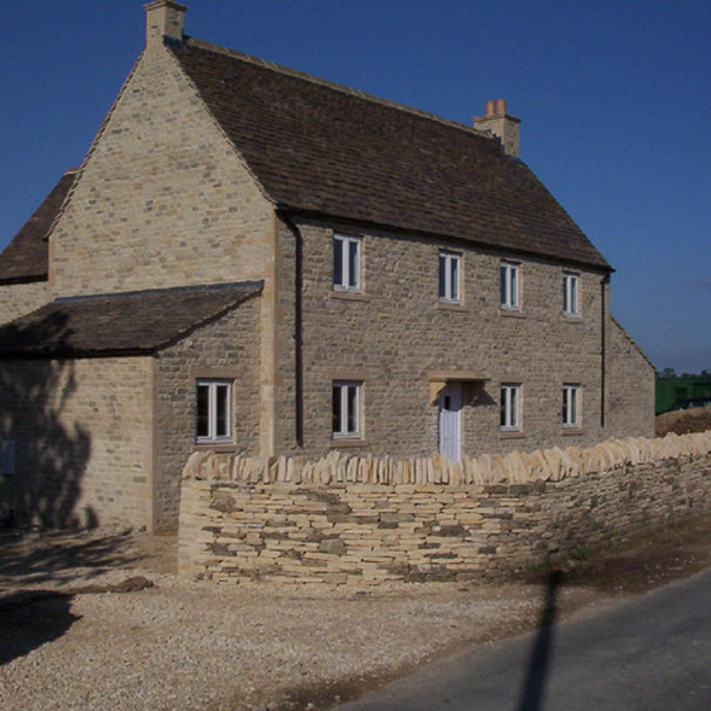 Hailey Wood House | Lesley Morris Associates
