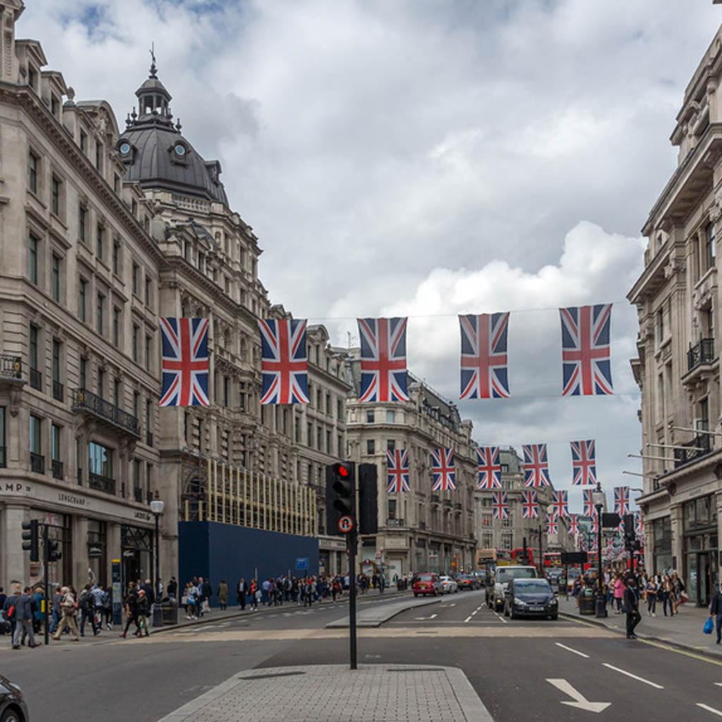 Oxford Street London | Lesley Morris Associates