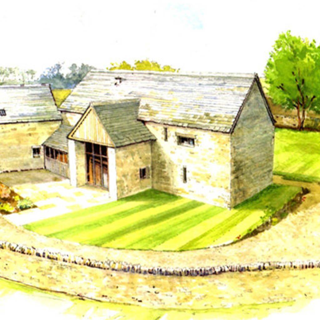 Setts Barn | Lesley Morris Associatesssoa